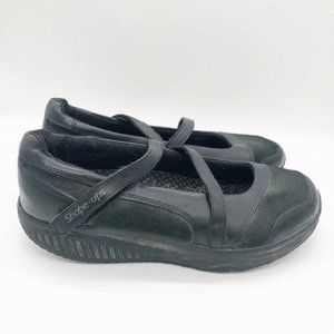 Sketchers Shape Ups Women's Mary Jane Toning Shoes